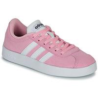 Obuća Djeca Niske tenisice adidas Originals VL COURT K ROSE Ružičasta