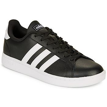 Obuća Muškarci  Niske tenisice adidas Originals GD COURT NR HO Crna
