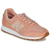 Obuća Žene  Niske tenisice New Balance NB WL373PSW Ružičasta