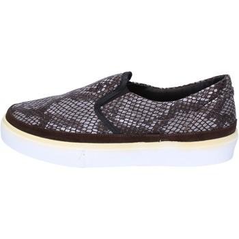 Obuća Žene  Slip-on cipele 2 Stars AP718 Smeđa