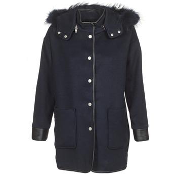 Odjeća Žene  Kaputi Suncoo ELFIE Blue