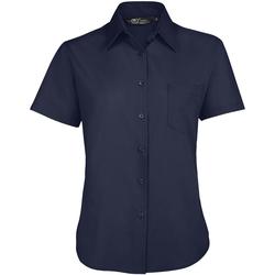Odjeća Žene  Košulje i bluze Sols ESCAPE POPELIN WOMEN Azul