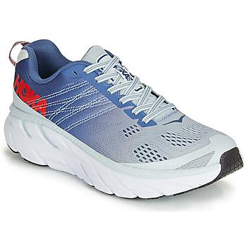 Obuća Žene  Running/Trail Hoka one one CLIFTON 6 Blue