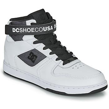 Obuća Muškarci  Visoke tenisice DC Shoes PENSFORD SE Bijela / Crna