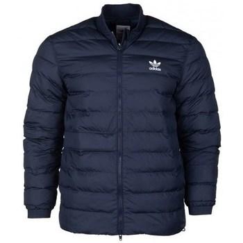 Odjeća Muškarci  Pernate jakne adidas Originals Originals Superstar Outdoor Blue
