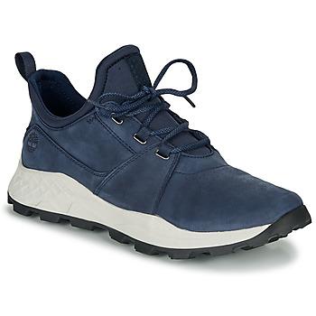 Obuća Muškarci  Niske tenisice Timberland BROOKLYN LACE OXFORD Blue