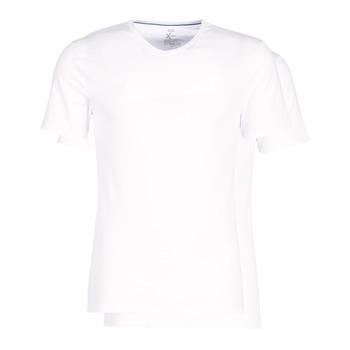 Donje rublje Muškarci  Potkošulje DIM X-TEMP TOPS X 2 Bijela