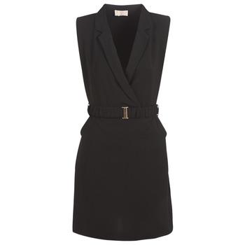 Odjeća Žene  Kratke haljine Moony Mood KOAL Crna