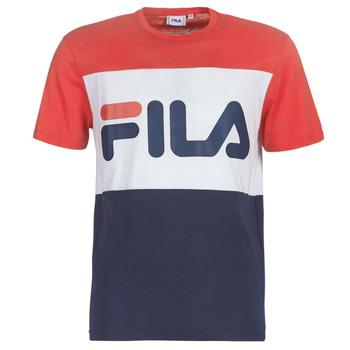 Odjeća Muškarci  Majice kratkih rukava Fila DAY TEE Red / Bijela