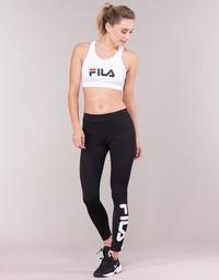 Odjeća Žene  Tajice Fila FLEX LEGGINGS Crna