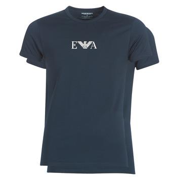 Odjeća Muškarci  Majice kratkih rukava Emporio Armani CC715-111267-27435 Blue