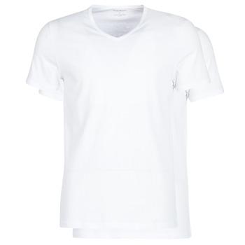 Odjeća Muškarci  Majice kratkih rukava Emporio Armani CC722-111648-04710 Bijela