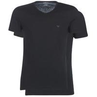 Odjeća Muškarci  Majice kratkih rukava Emporio Armani CC722-111648-07320 Crna