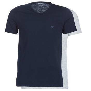 Odjeća Muškarci  Majice kratkih rukava Emporio Armani CC722-111648-15935 Siva