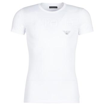 Odjeća Muškarci  Majice kratkih rukava Emporio Armani CC716-111035-00010 Bijela