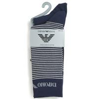 Modni dodaci Muškarci  Čarape Emporio Armani CC114-302302-00035 Blue