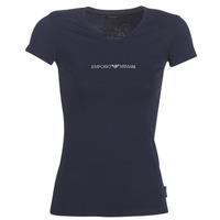 Odjeća Žene  Majice kratkih rukava Emporio Armani CC317-163321-00135 Blue