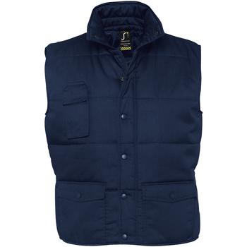 Odjeća Muškarci  Pernate jakne Sols EQUINOX PRO WORKS Azul