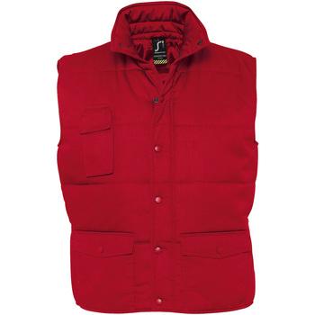 Odjeća Muškarci  Pernate jakne Sols EQUINOX PRO WORKS Rojo