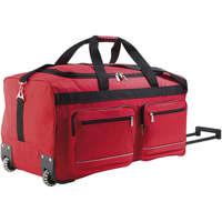 Torbe Tekstilni kovčezi Sols VOYAGER BIG TRAVEL Rojo