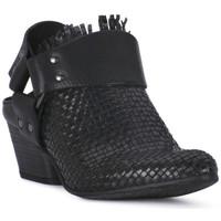 Obuća Žene  Klompe Juice Shoes INTRECCIATO NERO Nero