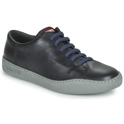 Obuća Muškarci  Derby cipele Camper PEU TOURING Crna