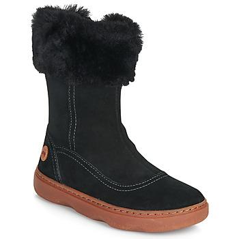 Obuća Djevojčica Čizme za grad Camper KIDDO Crna