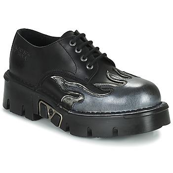 Obuća Muškarci  Derby cipele New Rock M-1553-C3 Crna