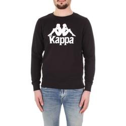 Odjeća Muškarci  Sportske majice Kappa 303WIV0 Nero/bianco