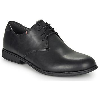 Obuća Muškarci  Derby cipele Camper MIL3 Crna