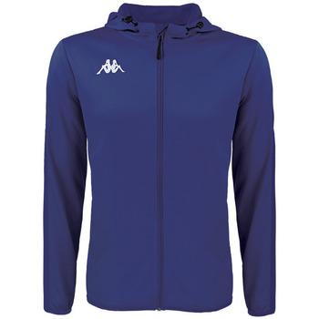Odjeća Muškarci  Gornji dijelovi trenirke Kappa Veste  Telve bleu royale