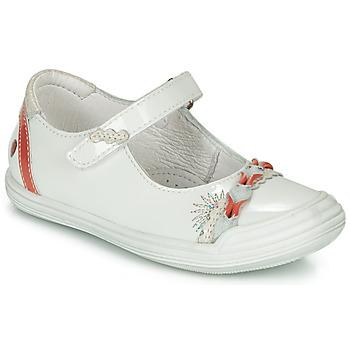 Obuća Djevojčica Balerinke i Mary Jane cipele GBB MARION Bijela