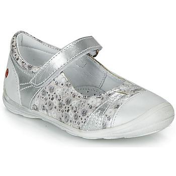 Obuća Djevojčica Balerinke i Mary Jane cipele GBB PRINCESSE Srebrna