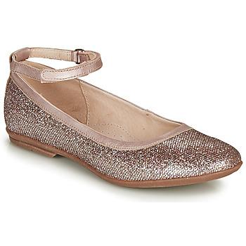 Obuća Djevojčica Balerinke i Mary Jane cipele Achile DANIELA Ružičasta