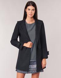 Odjeća Žene  Kaputi Casual Attitude LYSIS Blue