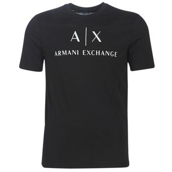 Odjeća Muškarci  Majice kratkih rukava Armani Exchange 8NZTCJ-Z8H4Z-1200 Crna