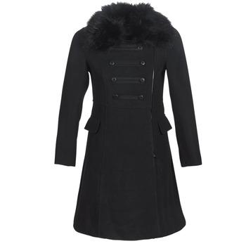 Odjeća Žene  Kaputi Moony Mood LITELA Crna