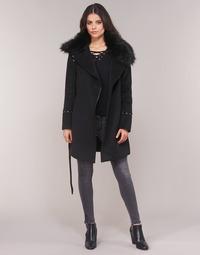 Odjeća Žene  Kaputi Moony Mood LITEA Crna