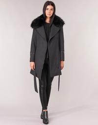 Odjeća Žene  Kaputi Moony Mood LITEA Siva