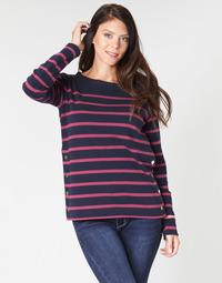 Odjeća Žene  Majice dugih rukava Armor Lux BRIAN Ružičasta