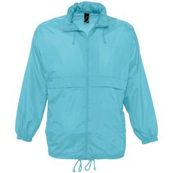 Odjeća Vjetrovke Sols SURF REPELENT HIDRO Azul