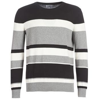 Odjeća Muškarci  Puloveri Casual Attitude LORISS Crna / Siva