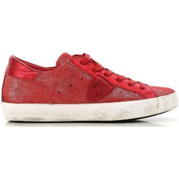 Obuća Žene  Niske tenisice Philippe Model CLLD XM89 rosso