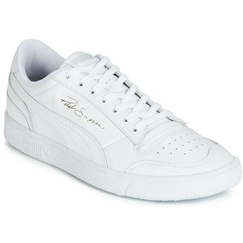 Obuća Muškarci  Niske tenisice Puma RALPH SAMPSON LO Bijela