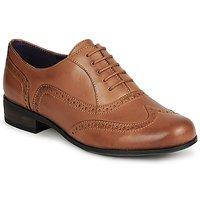 Obuća Žene  Derby cipele Clarks HAMBLE OAK Smeđa