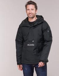 Odjeća Muškarci  Kratke jakne Columbia CHALLENGER PULLOVER Crna