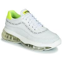 Obuća Žene  Niske tenisice Bronx BUBBLY Bijela / Žuta