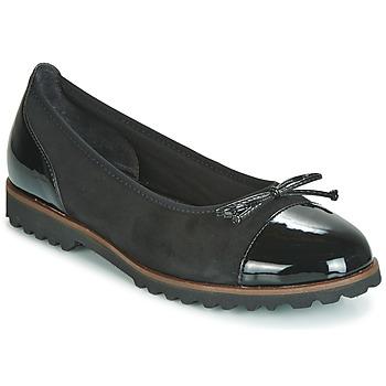 Obuća Žene  Balerinke i Mary Jane cipele Gabor 3410037 Crna