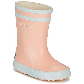 Obuća Djevojčica Gumene čizme Aigle BABY FLAC Ružičasta