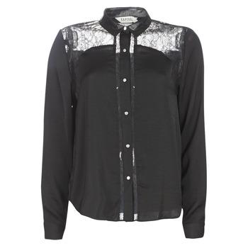 Odjeća Žene  Košulje i bluze Kaporal PARY Crna